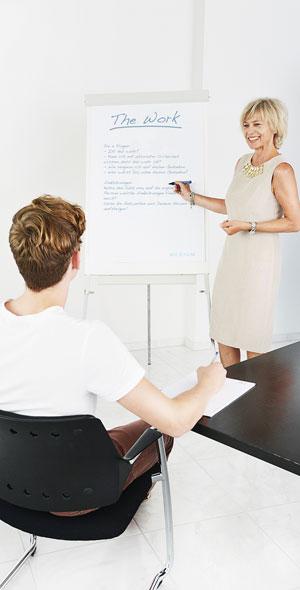 The Work - Coaching und Begleitung